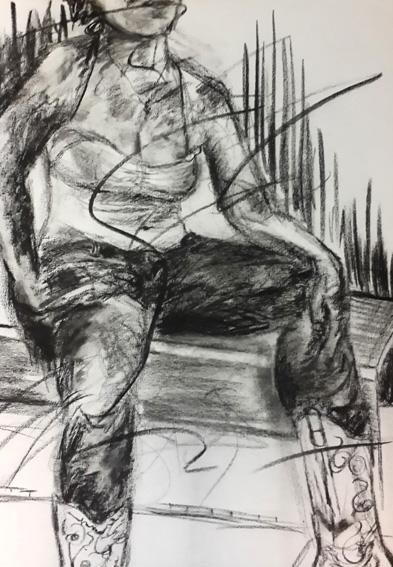 msc,rustyd,2016,charcoal on canvas,800x600mm,R3000