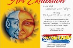 Advertisement Louise Van Wyk Esterhuyse